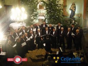 Moški pevski zbor Pod gradom